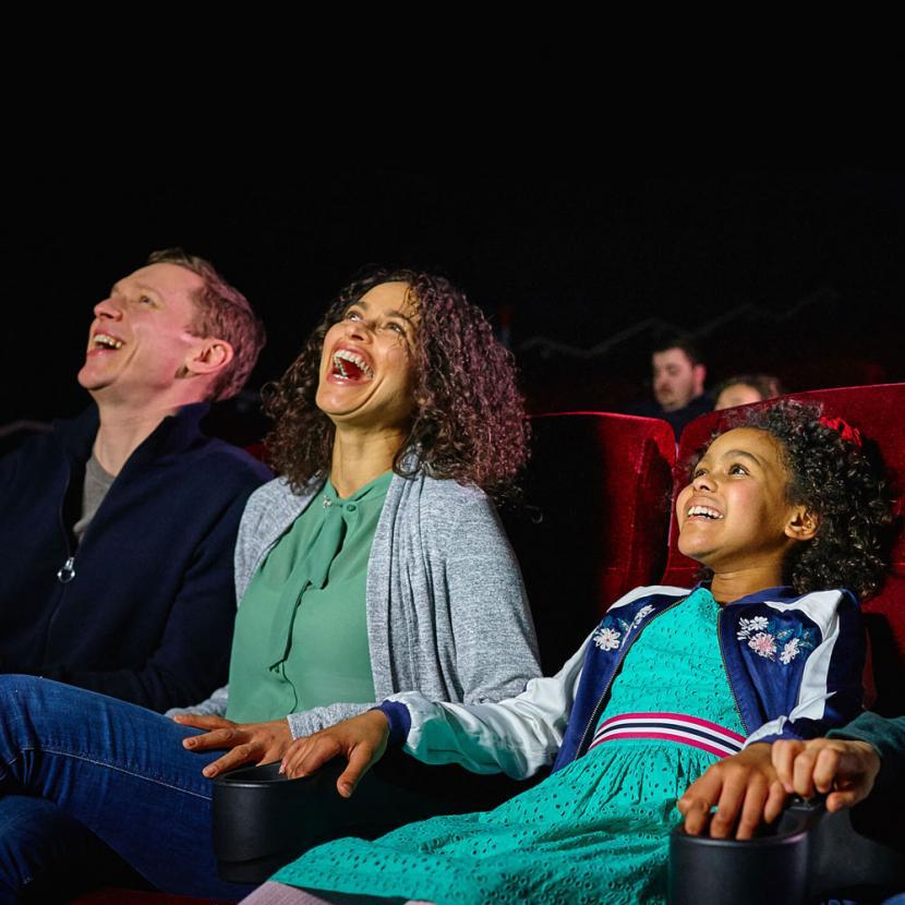 Cineworld cinema Leeds White Rose