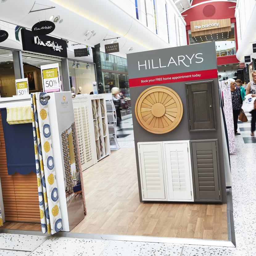 Hilary's Shop Front