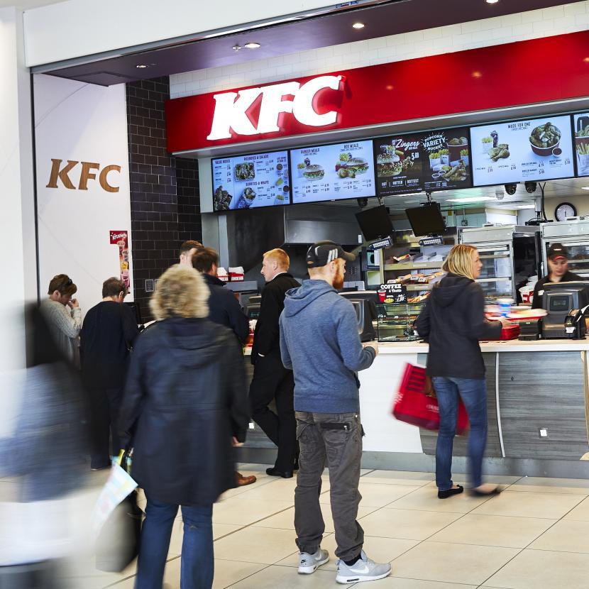 KFC Shop Front