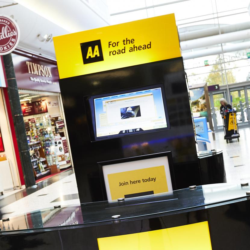 AA Shop Front