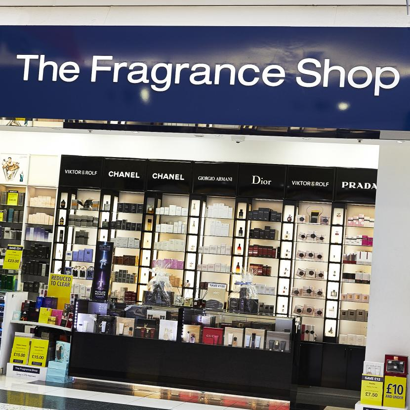 The Fragrance Shop Shop Front