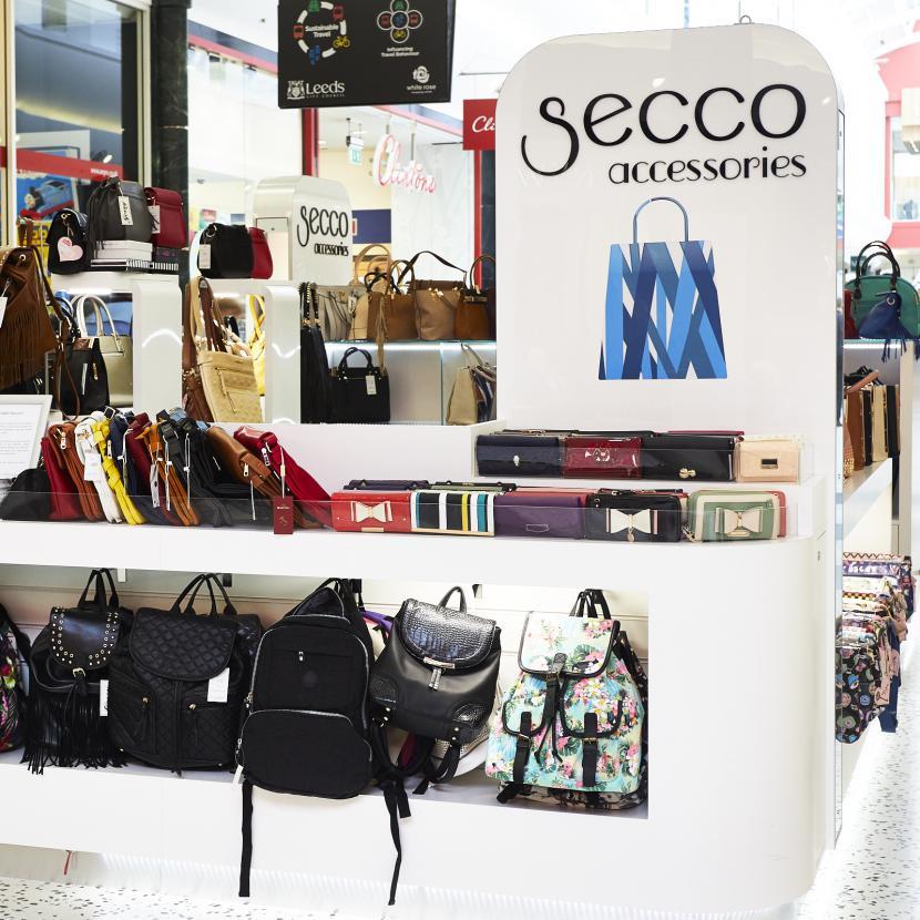 Secco Shop Front