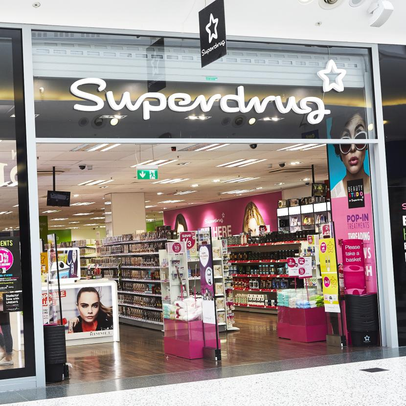 Superdrug White Rose Shopping Centre
