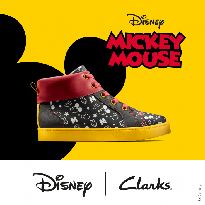 New Clarks Kids x Disney