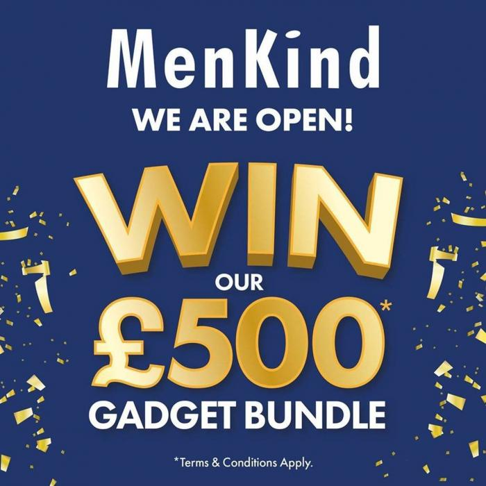 Menkind Bundle Competition