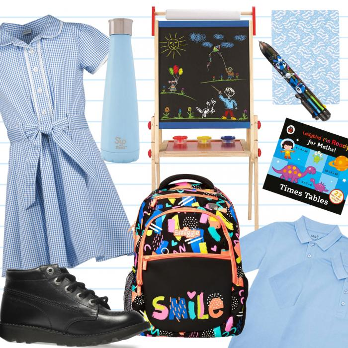 Back to school shopping Leeds