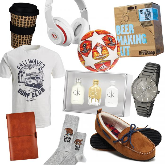 Father's Day gifts and inspiration from White Rose