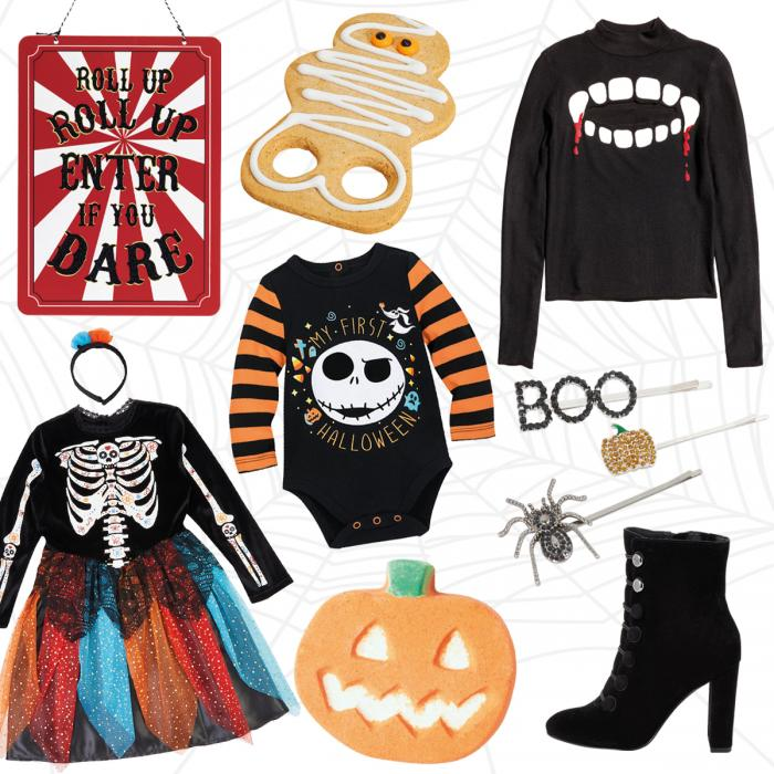 Halloween shopping inspiration at White Rose