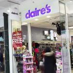 Claires Shop Front