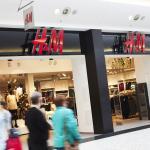 H&M shop front