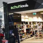 Schuh Kids Shop Front
