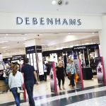 Debenhams Shop Front