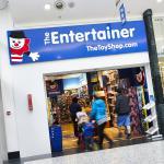 The Entertainer Shop Front