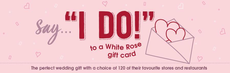 White Rose Leeds gift card