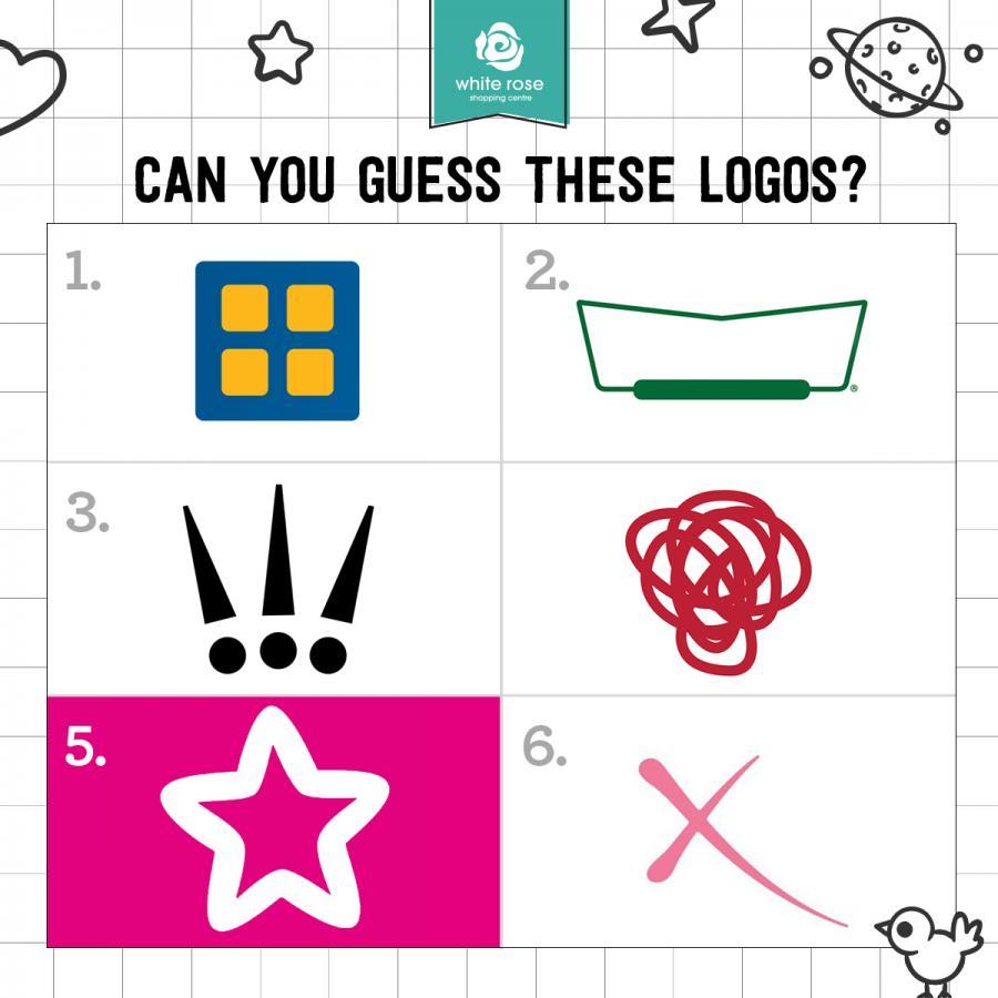 White Rose Leeds logo quiz