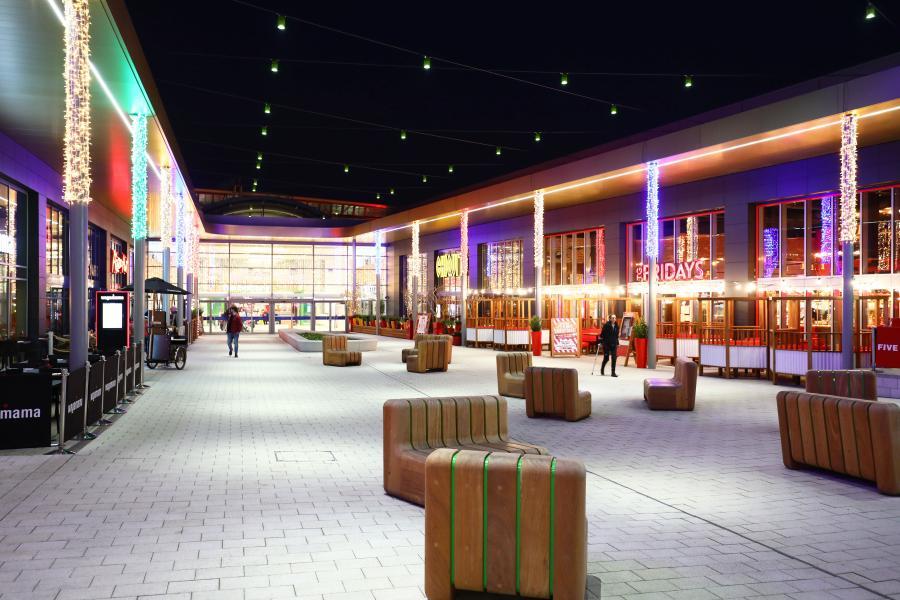 New leisure development at White Rose