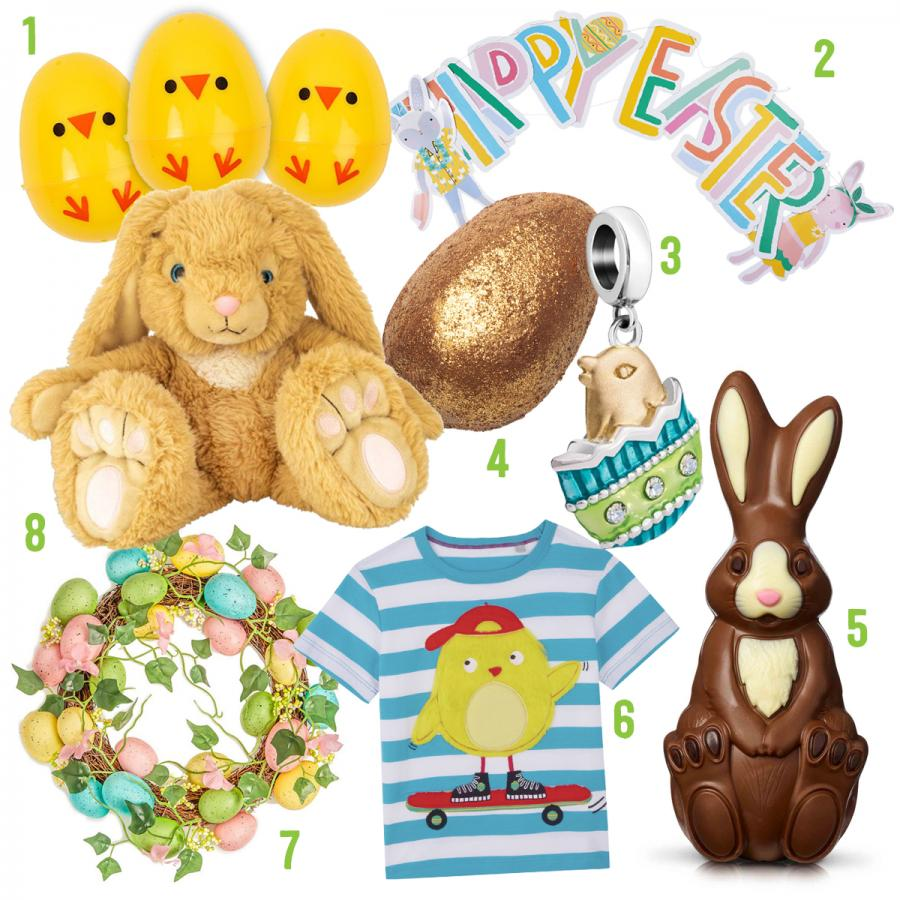 Easter gifts at White Rose