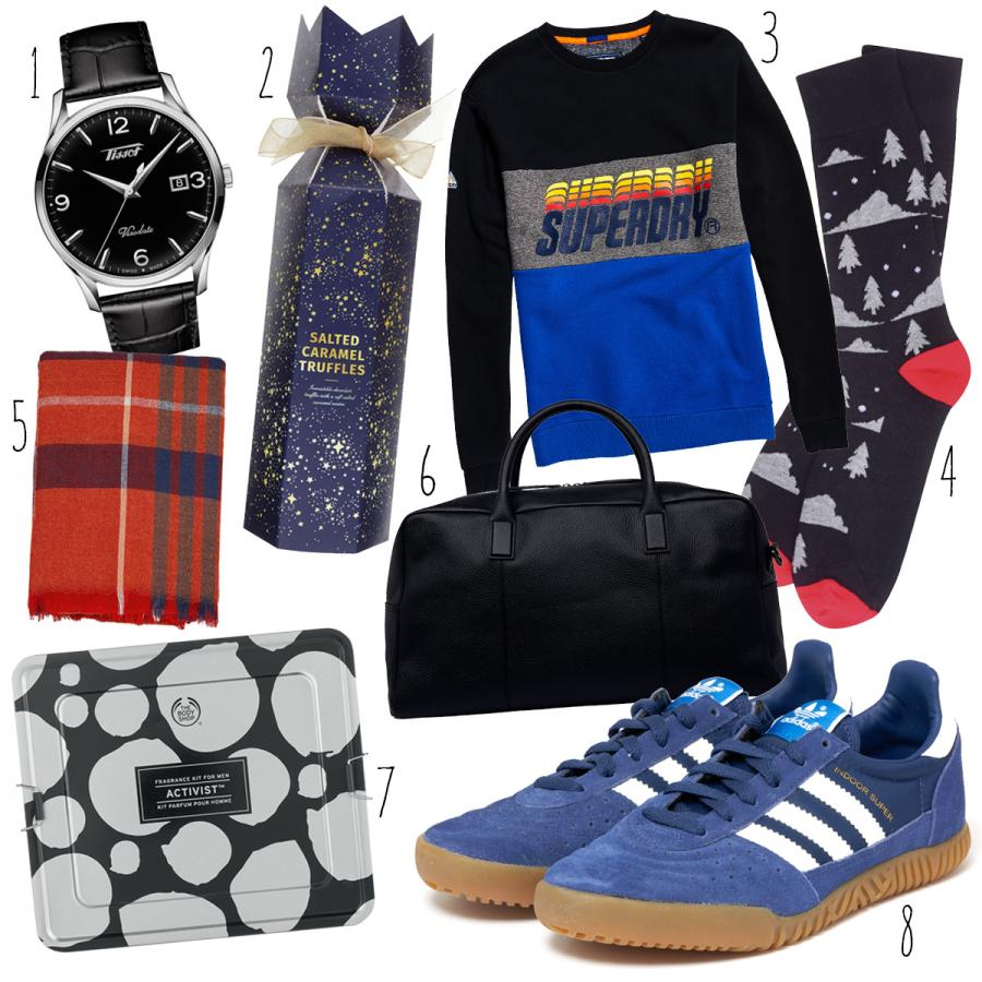 Christmas gifts for him | White Rose Shopping Centre