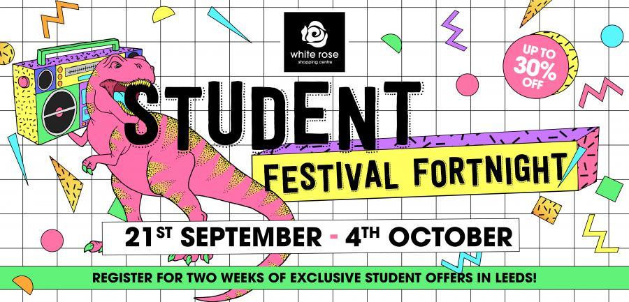 Leeds White Rose Student Festival Fortnight