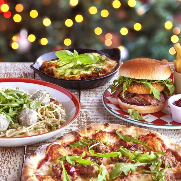 Christmas at Frankie and Benny's