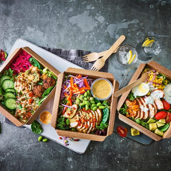 M&S lunches