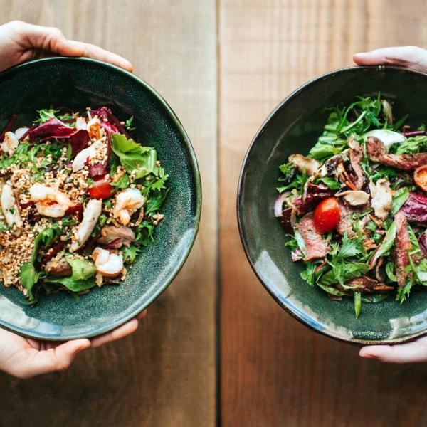 Summer Wagamama salad