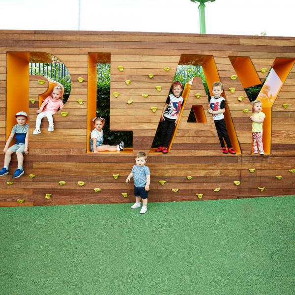 White Rose play area